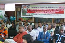 Débat sur la gestion du domaine foncier rural