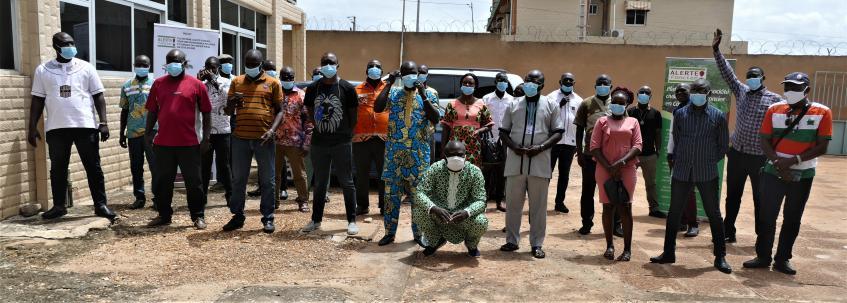 Les Responsables des radios de proximité réunis à Yamoussoukro